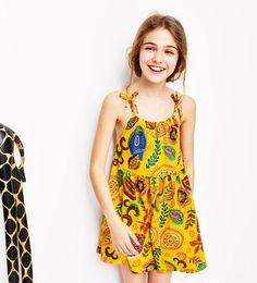 изображение 1 из Платье с принтом от Zara