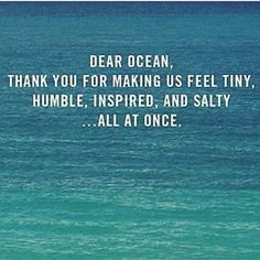 Right, the bitter soul. Ocean was where I belonged, where I was born & where I grew up, ocean depth is how my dad treats me, like a queen to be honest, while he has been treated like a narrow canal; there's nothing like an ocean connected to a human soul