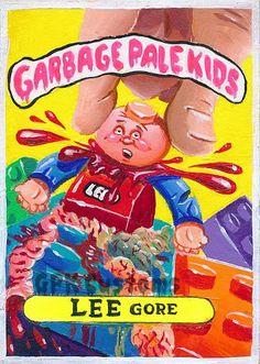 garbage pail kids rock - Google Search