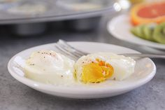Christmas Baked Eggs + Our Holiday Menu(s) Recipe Breakfast and Brunch with large eggs, whipping cream, coarse kosher salt, black pepper