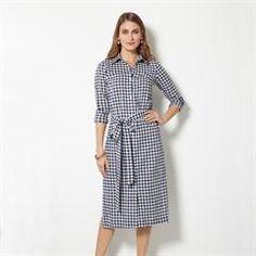 Kelly Shirt Dress - Buy Dresses by Avon. #dresses #avon