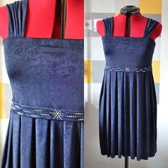 Šaty  z dílny Moniky Srovnalové