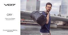 Nouveauté Collection Sacs & Bagages: le VO7 ORY.   VO7® - Le Blog