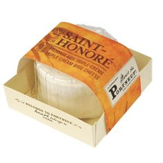 Mini Brie Triple Cream Saint Honore Cheese