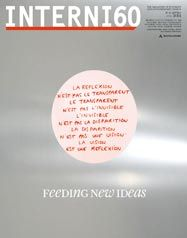Interni. The magazine of interiors and contemporary design. Nº 640 - Aprile / April 2014. Sumario: http://www.internimagazine.it/interni-system/interni-magazine/interni-640 Na biblioteca: http://kmelot.biblioteca.udc.es/record=b1179695~S1*gag