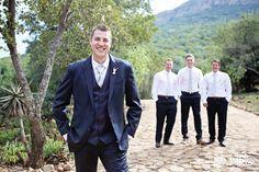BESPOKE KUDU brooch as boutonniere Photo's by Adam Hilton - Documentary Wedding Photographer