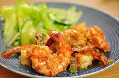 ハワイの人気名物料理「ガーリックシュリンプ」のおいしい作り方 | iemo[イエモ]