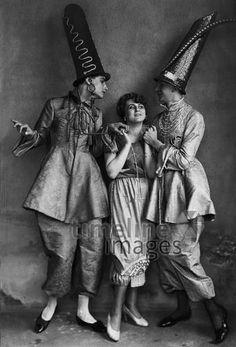 Fasching, Germany, 1920 ullstein bild - Zander & Labisch/Timeline Images