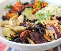 Blue Barn Arugula Salad