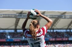 Tobin Heath ❤