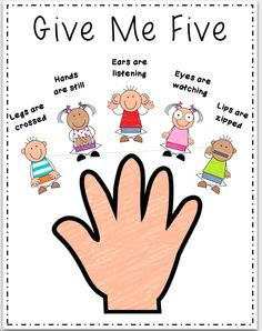 Great as a simple prompt instead of having to say the step the child is not following during table time/discrete trial.
