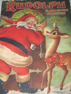 Rudolph Picture Book
