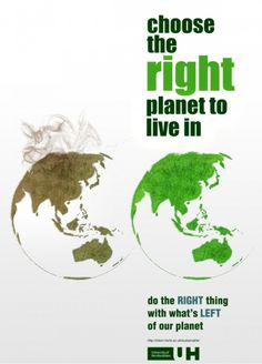 Choose the right planet to live in
