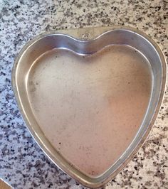 Vintage Heart Cake Pan by ContemporaryVintage on Etsy
