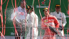 #MotoSports  Hamilton wins at Monza, takes Formula One lead from Vettel.  #News #FormulaOne #GrandPix