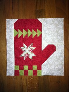 Julie's Quilts: 2010-2011 block of the month