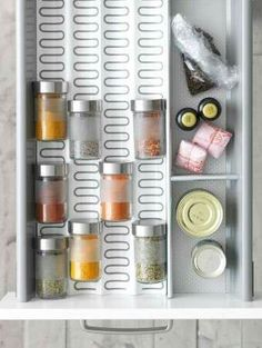 Idea per i casetti della cucina