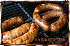 Naggara chili sausage. Powered with Naga - Kauhukeittiö