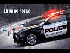 Driving Force. Action games