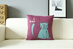 Linen Pillow Cover Decorative Throw Pillow Cushion Cover