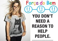 Nossa colunista Julia Guimarães conta todos os detalhes da campanha beneficente da marca mineira Iorane.     Agora, no blog. Julia, Helping People, Blog, T Shirt, Tops, Women, Fashion, Campaign, Supreme T Shirt
