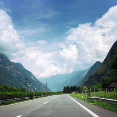 Papers.co wallpapers - ms56-clouds-mountain-road-sunny-nature - http://papers.co/ms56-clouds-mountain-road-sunny-nature/ - mountain, sky