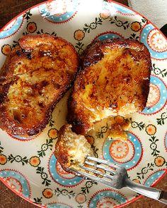 Torrijas - Spanish Fried Milk Toasts - http://www.sweetpaulmag.com/food/torrijas-spanish-fried-milk-toasts #sweetpaul