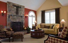 Living Room Color Schemes | home decor popular living room colors living room paint color