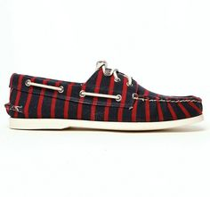 BAND OF OUTSIDERS X SPERRY 3-EYE BOAT SHOE
