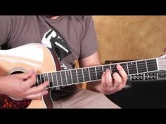 Bruce Springsteen - I'm on Fire - Acoustic Songs on Guitar - Guitar Lessons - how to play - YouTube