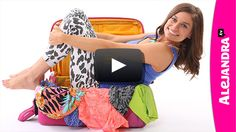 [VIDEO]: How to Pack a Carry On Suitcase from http://www.alejandra.tv/blog/2014/07/video-how-to-pack-a-carry-on-suitcase/?utm_source=Pinterest&utm_medium=Pin&utm_content=CarryOn&utm_campaign=WeeklyVideo