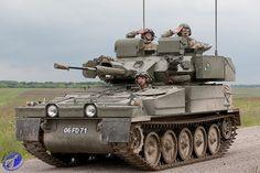Scimitar Armoured Reconnaissance Vehicle