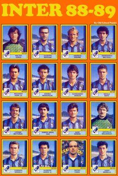 INTER MILAN 1988-89