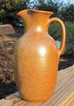 W. J. Gordy pottery