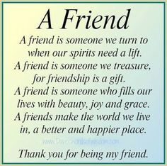 Appreciation Quotes For Friends 33 Best prayers/poems images | Best friend poems, Friends, Friendship Appreciation Quotes For Friends