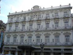 El Hotel Inglaterra, La Habana Vieja