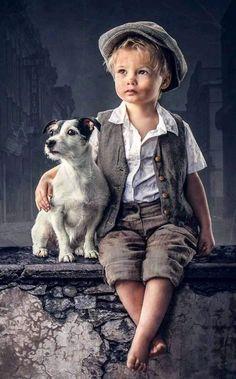 The Dream School Board – Interpretationen / Bedeutungen – © Jim Daly - Kleinkind Dogs And Kids, Animals For Kids, Baby Animals, Cute Animals, Precious Children, Beautiful Children, Beautiful Babies, Cute Kids, Cute Babies