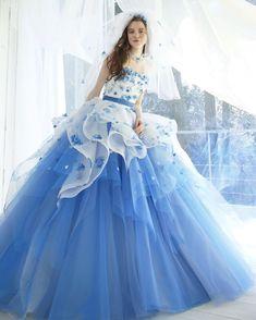 Wedding Dress @kiyoko_hata