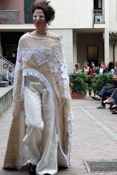 sfilata, urban knitting, firenze