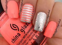 #Diynails #easynails #ombrenails #chinaglaze #simplenails #nailpolish #manicure #nailtrends #nailfashion #nails #unas