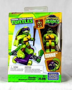 2015 TMNT Teenage Mutant Ninja Turtles figure Atilla the Frog Film, TV & Videospiele 100% complete