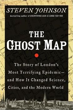 """""""The Ghost Map"""" by Steven Johnson. Engrossing account of the last great Cholera epidemic in London in 1854.  History, detection, and the dawn of epidemiology all make for a non-fiction book that reads like a novel."""