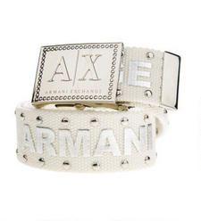 Armani Exchange  belt  $38