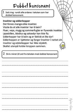 Naturfagserie for barn School Subjects, Education, Tips, Teaching Ideas, School Ideas, Style, Danish Language, First Grade, Swag