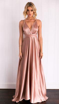 Celestial Dress (Mocha) $65 - colour love  and mura boutique are a gooden!