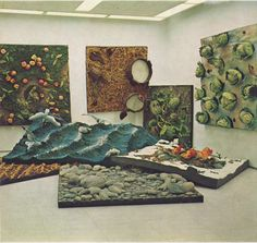 Nature Carpets Piero Gilardi