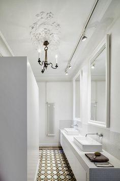 Cool Chic Style Attitude: Interiors | Il restauro di un appartamento nella Barcellona modernista