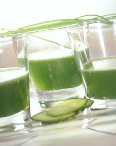 Raikas kurkkumehu Glass Of Milk, Drinks, Recipes, Food, Drinking, Beverages, Eten, Drink, Recipies