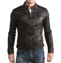 Buy Stylish Biker Leather Jackets Online at your favorite Leather Store - BELTKART.
