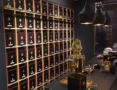 Du Thé Frères Dammann. Parfums favoris:   -Vanille  -Coquelicot Gourmand -Bali